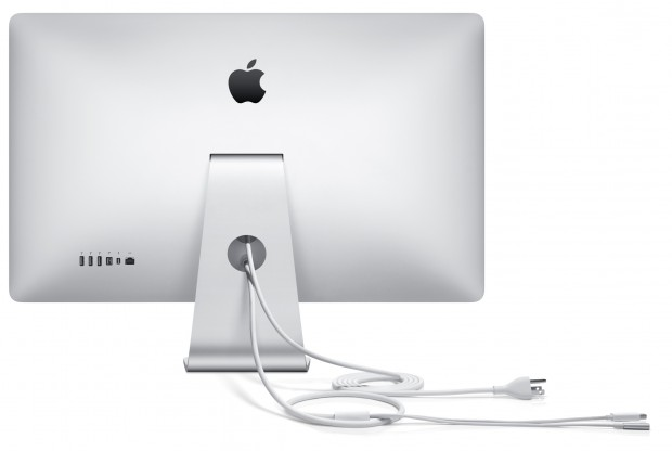 Thunderbolt-Display (Bild: Apple)