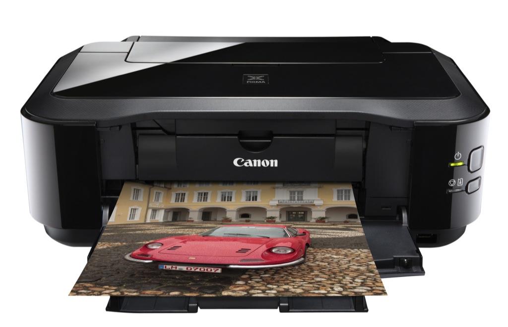 Canon: 20 Sekunden Druckzeit für ein Foto - Canon Pixma iP4920 (Bild: Canon)