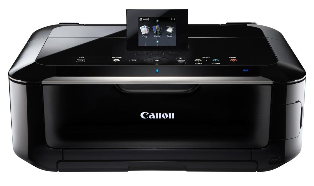 Canon: 20 Sekunden Druckzeit für ein Foto - Canon Pixma MG5320  (Bild: Canon)