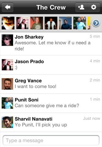 Google+ auf dem iPhone