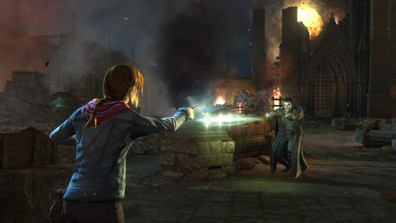 Test Harry Potter - das neue Spiel: Ende mit Schrecken -