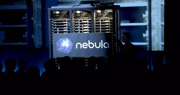 25 Open Compute Server pro Nebula-Appliance