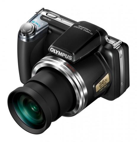 Olympus SP-810UZ (Bild: Olympus)