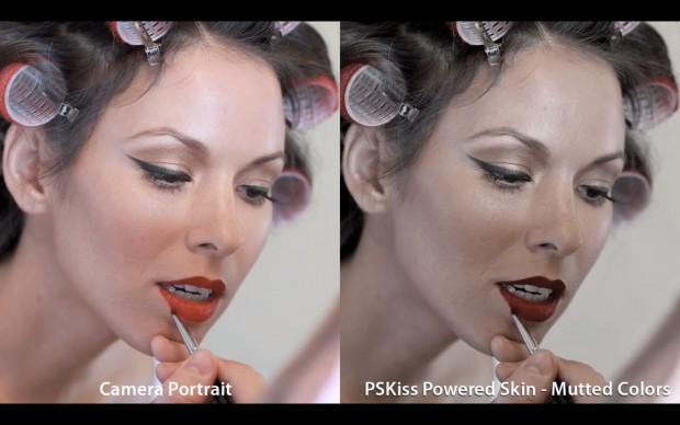 Pskiss Skin & Scenery Color mit gedämpften Farben (Bild:Pskiss)