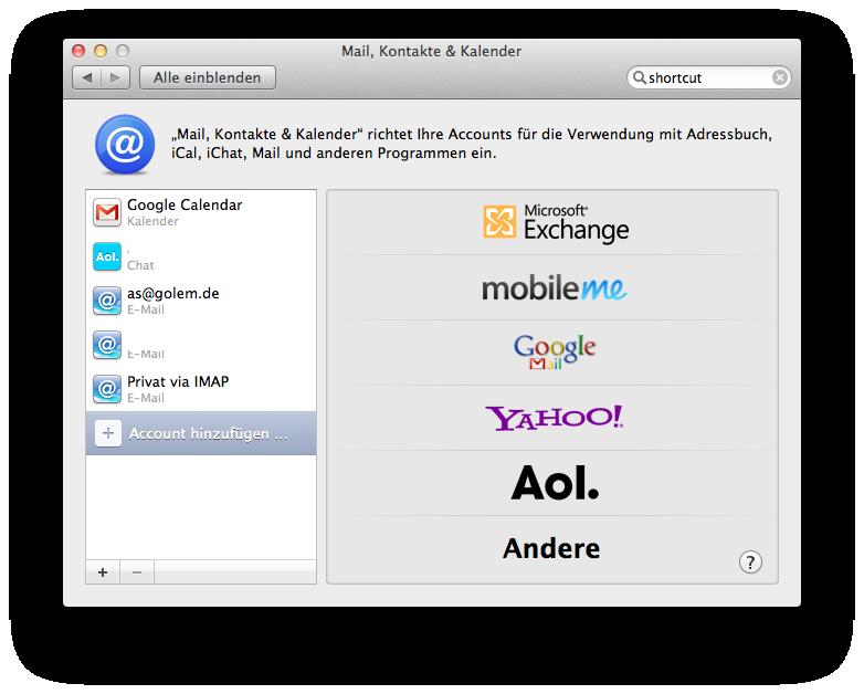 Mac OS X 10.7 Lion im Test: Schieben statt scrollen -