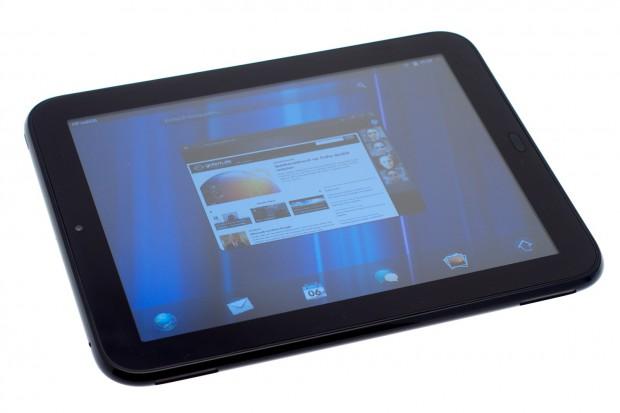 HP Touchpad (Bilder: Andreas Sebayang)