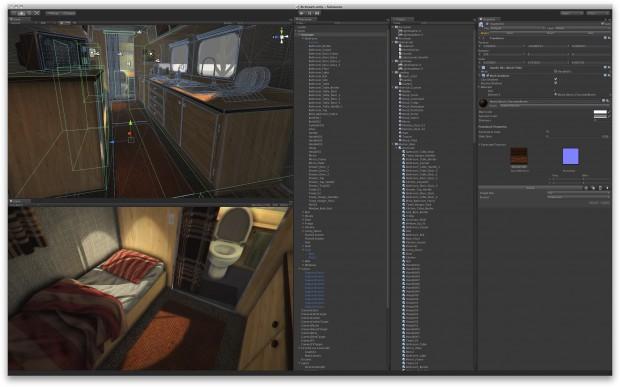 Unity 3D, Version 3.4