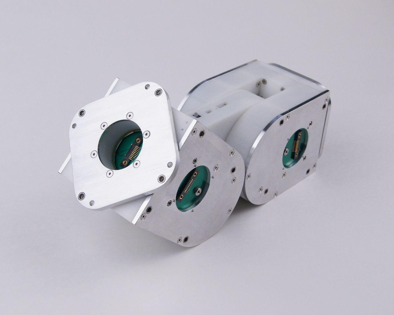 iMobot: US-Unternehmen bringt modulares Robotersystem auf den Markt - iMobot ist ein modularer Roboter, ... (Foto: Barobo)