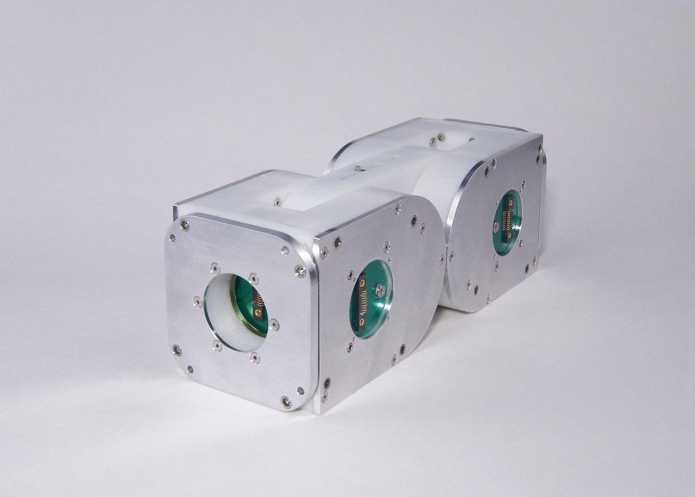 iMobot: US-Unternehmen bringt modulares Robotersystem auf den Markt - ... oder sich mit Hilfe der rotierenden Platten an den Stirnseiten fortbewegen. (Foto: Barobo)