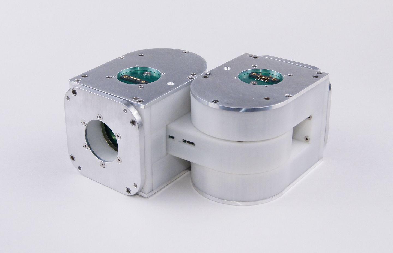 iMobot: US-Unternehmen bringt modulares Robotersystem auf den Markt - Das geht auch in eingefahrenem Zustand. (Foto: Barobo)
