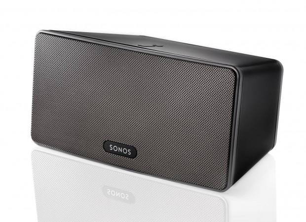 Sonos Play:3 - in Schwarz (Bild: Hersteller)