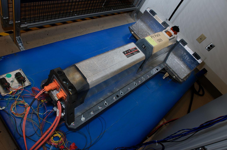 Elektromobilität: Ein zweites Leben für den Autoakku - Akkus des Chevrolet Volt sollen weiterverwendet werden, ... (Bild: GM)