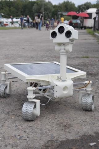Dieses kleine Fahrzeug...