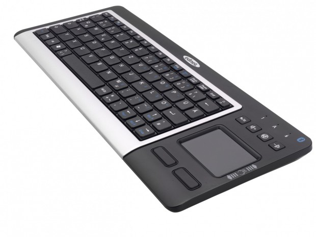 Ednet Bluetooth Mini Keyboard mit Touchpad (Bild: Ednet)