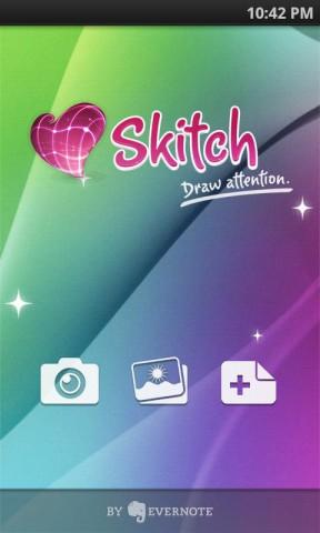 Skitch für Android (Bild: Skitch)
