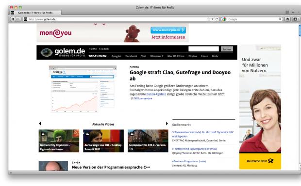 Firefox 6 ist offiziell noch nicht erschienen.