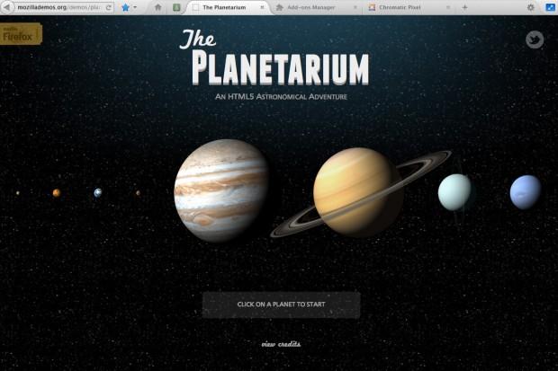 Neues UI für Firefox: Vollbildansicht unter MacOS X