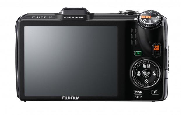 Fujifilm Finepix F600EXR (Bild: Fujifilm)
