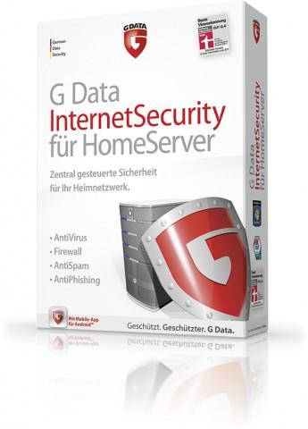 G-Data Internetsecurity für Homeserver (Bild: Hersteller)