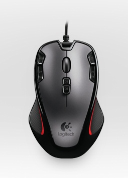 Logitech Gaming Mouse G300: Drei Profile und sieben Farben - Logitech Gaming Mouse G300