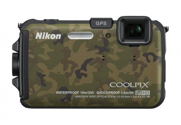 Nikon Coolpix AW100 (Bild: Nikon)