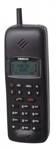 Nokia 1011 aus dem Jahre 1991