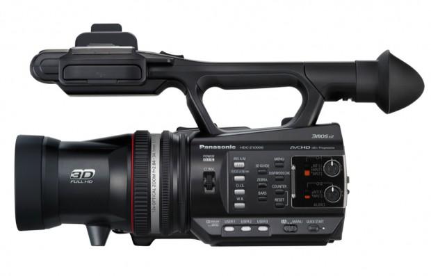 Panasonic HDC-Z10000 (Bild: Panasonic)