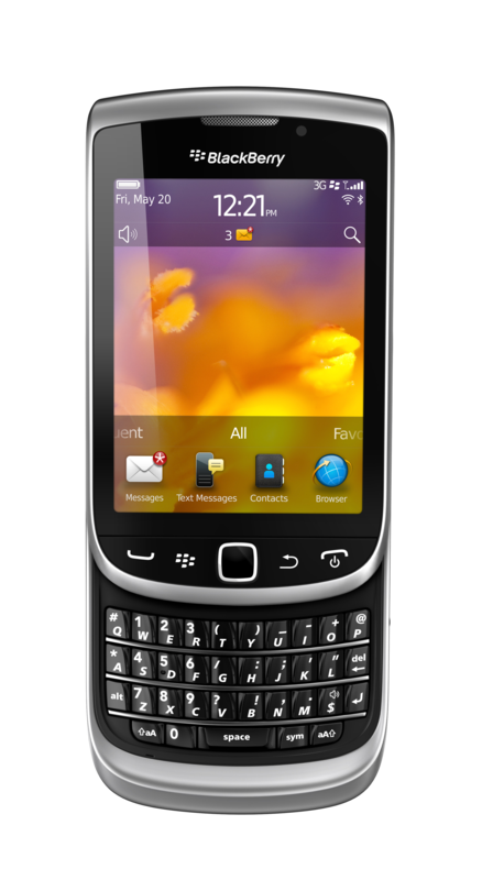 Smartphone mit Blackberry 7 OS und 1,2-GHz-CPU - Blackberry Torch 9310