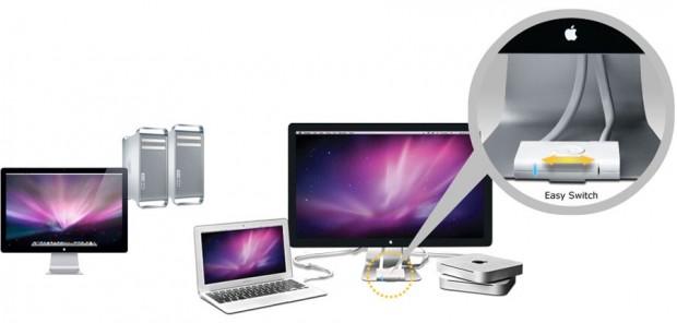 Snapx mit Macs und Displays (Bild: Kanex)