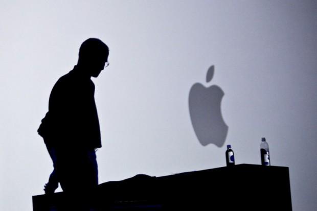 Steve Jobs bei der Vorstellung des iPhone 4 im Jahre 2010 (Foto: AFP/Getty Images)