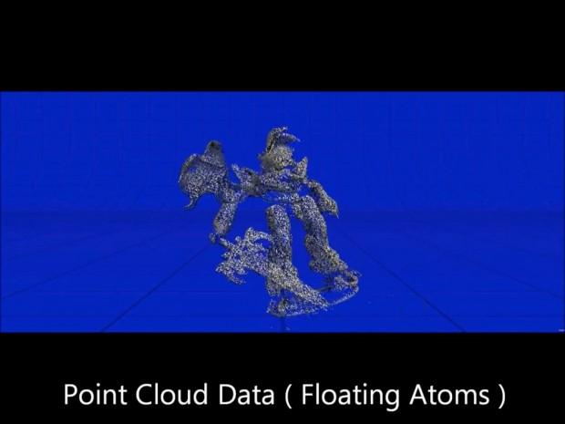 Unlimited Detail von Euclideon - Bilder aus dem Herstellervideo