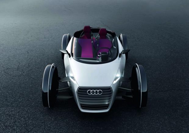 Urban Concept als Cabrio (Bild: Audi)