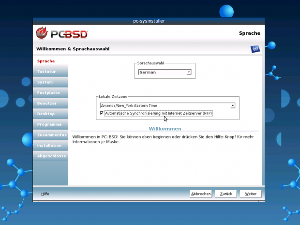 PC-BSD 9.0 Beta