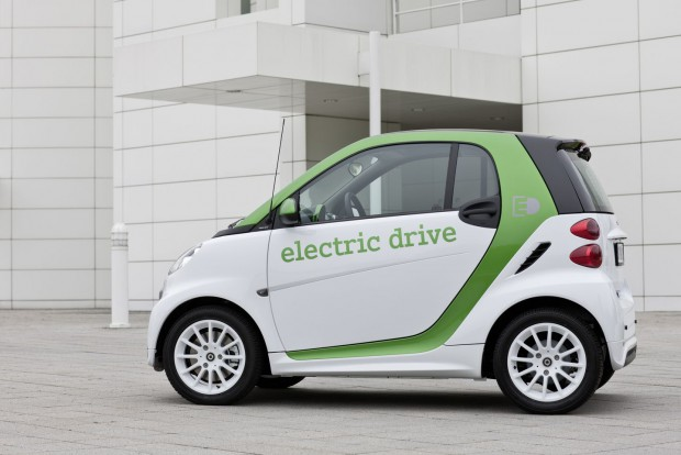 Smart Ed Electric Car
