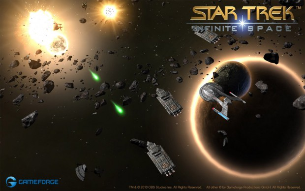 Star Trek: Infinite Space (Screenshot: Keen Games/Gameforge)