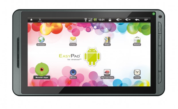 Easypad Junior - ein 7-Zoll-Tablet für Kinder (Bild: Easypix)