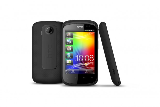 HTC Explorer in Active Black