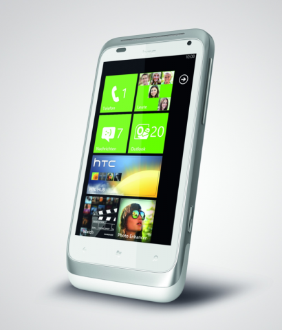 HTC Radar (Quelle: HTC)
