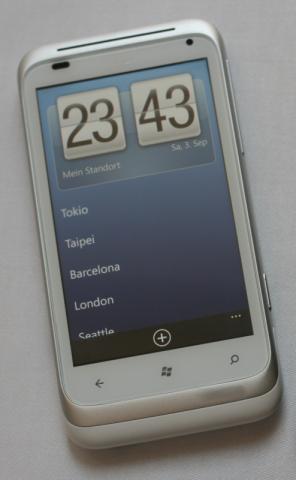 HTC Hub auf dem Radar (Quelle: Golem.de)