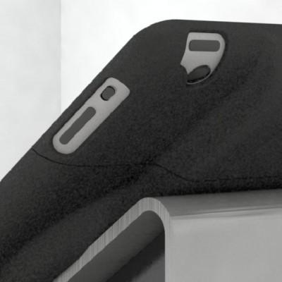 schnurlos induktionsladung f r das ipad. Black Bedroom Furniture Sets. Home Design Ideas