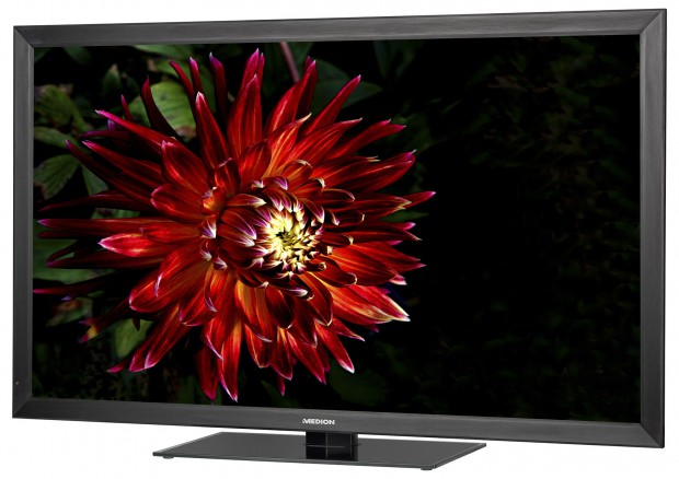 Medion Life X18105 - Medions neuer 55-Zoll-2D-Fernseher (Bild: Hersteller)