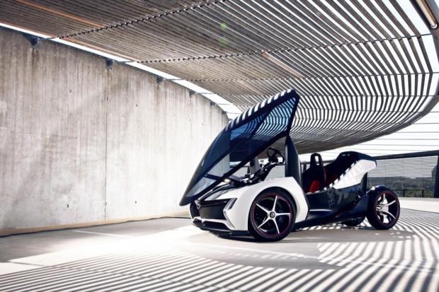 Opel RAK e (Bild: Opel)