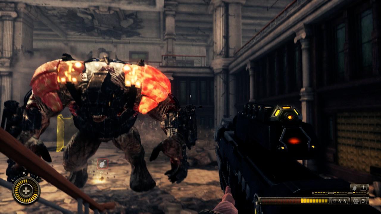 Test Resistance 3: Déjà-vu für Half-Life-Fans - Resistance 3