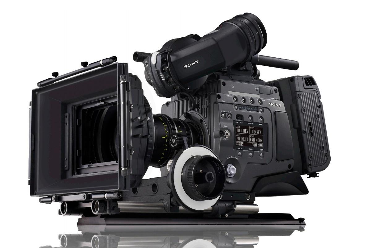 Sony 4k videokamera zum preis eines mittelklasseautos sony f65