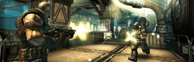 Das Spiel Shadowgun basiert auf Unity 3D und läuft unter iOS, Android und im Flash Player 11.