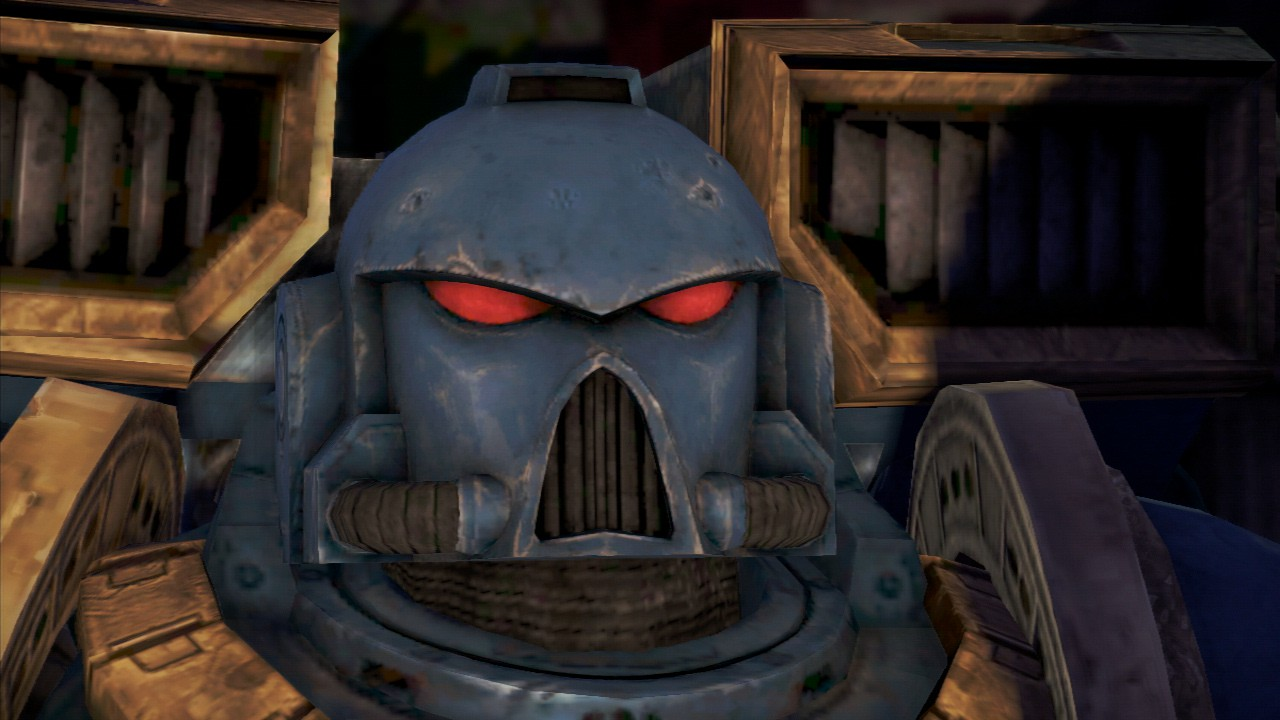 Warhammer 40K Space Marine: Metzeln statt Strategie in düsterer Zukunft - Warhammer 40K: Space Marine
