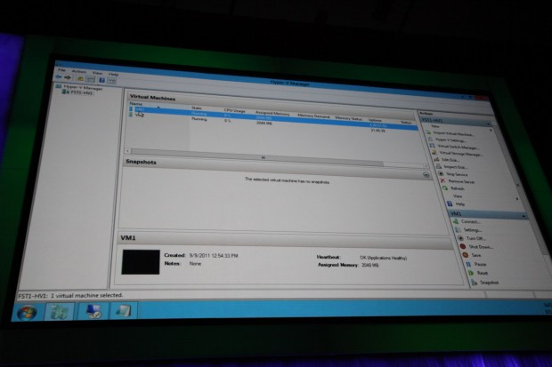 Storage Spaces in Windows Server 8