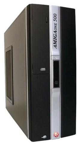 Acube AmigaOne 500 - ein Komplettsystem für Amiga-Fans (Bild: Hersteller)