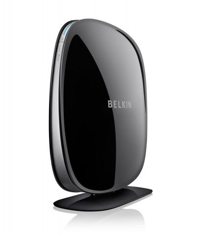 Belkins Play N750 DB Wireless N+ Router (Bild: Hersteller)