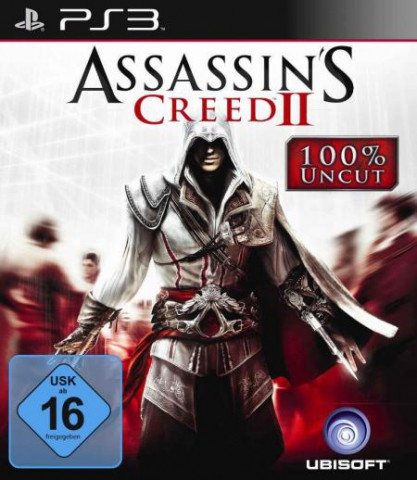 Assassin's Creed 2 Uncut - Hersteller werben mittlerweile mit ungeschnittenen Versionen, ... (Bild: Ubisoft)